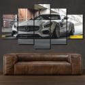 Canvas Mercedes Benz AMG GT S