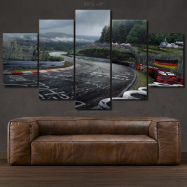 Canvas Nurburgring