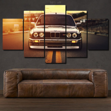 Canvas BMW E30